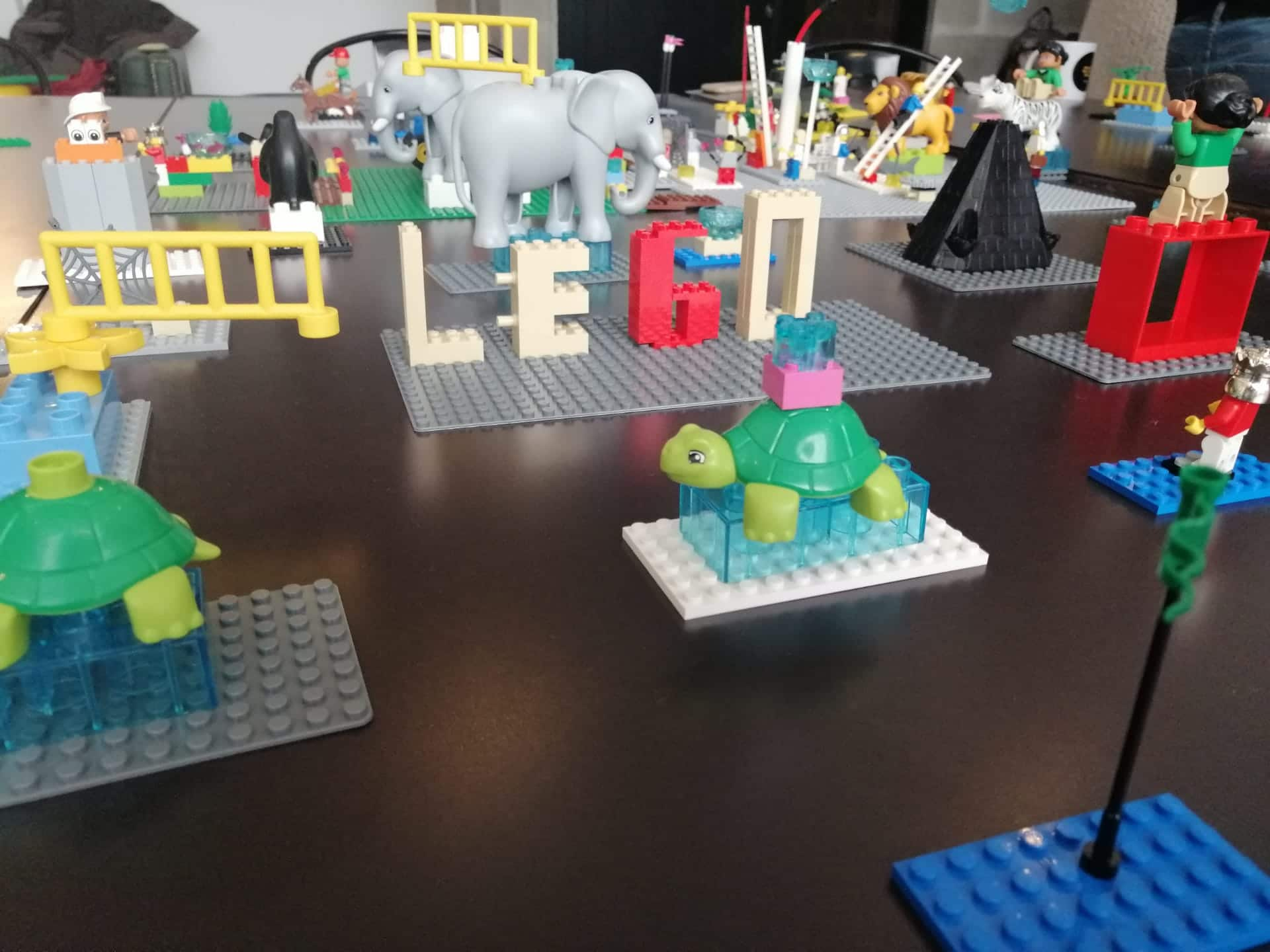 Workshop Comunicar com LEGO®