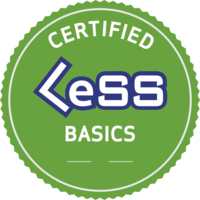 less-certification-basics