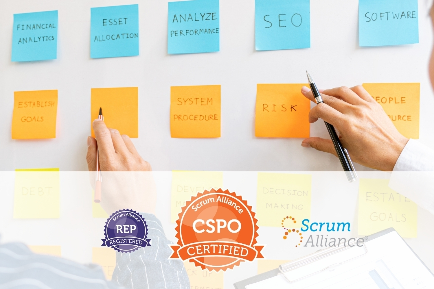 CSPO® CERTIFIED SCRUM PRODUCT OWNER
