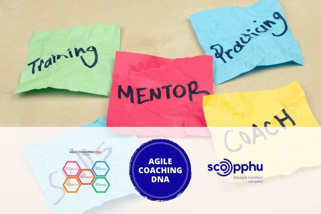 Live Online: AGILE COACHING DNA