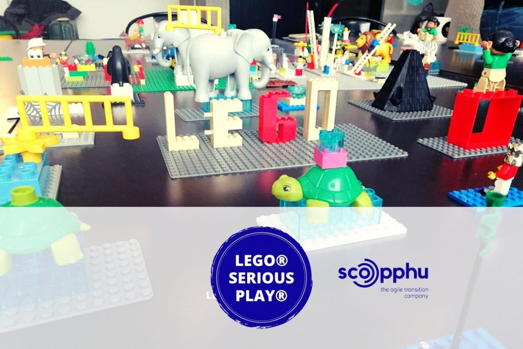 Live Online: LEGO® SERIOUS PLAY® EXPERIENCE