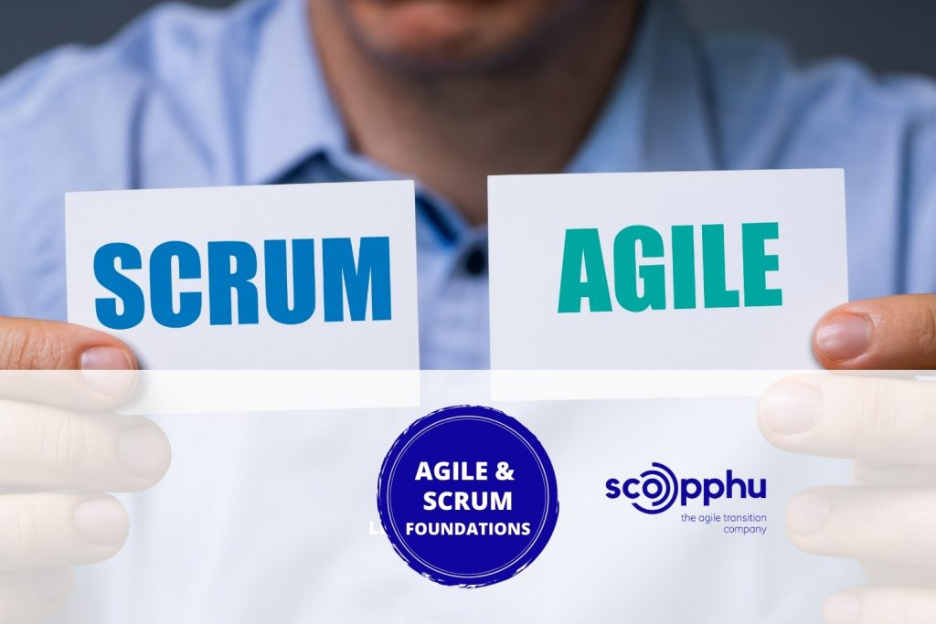 Live Online: AGILE & SCRUM FOUNDATIONS